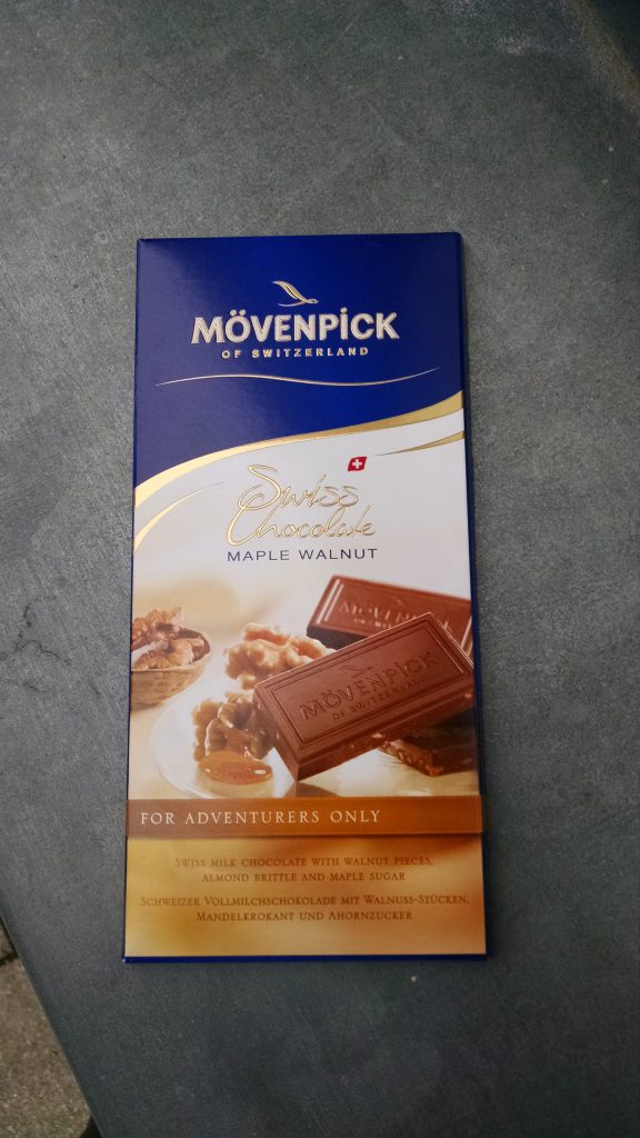 Mövenpick chocolate