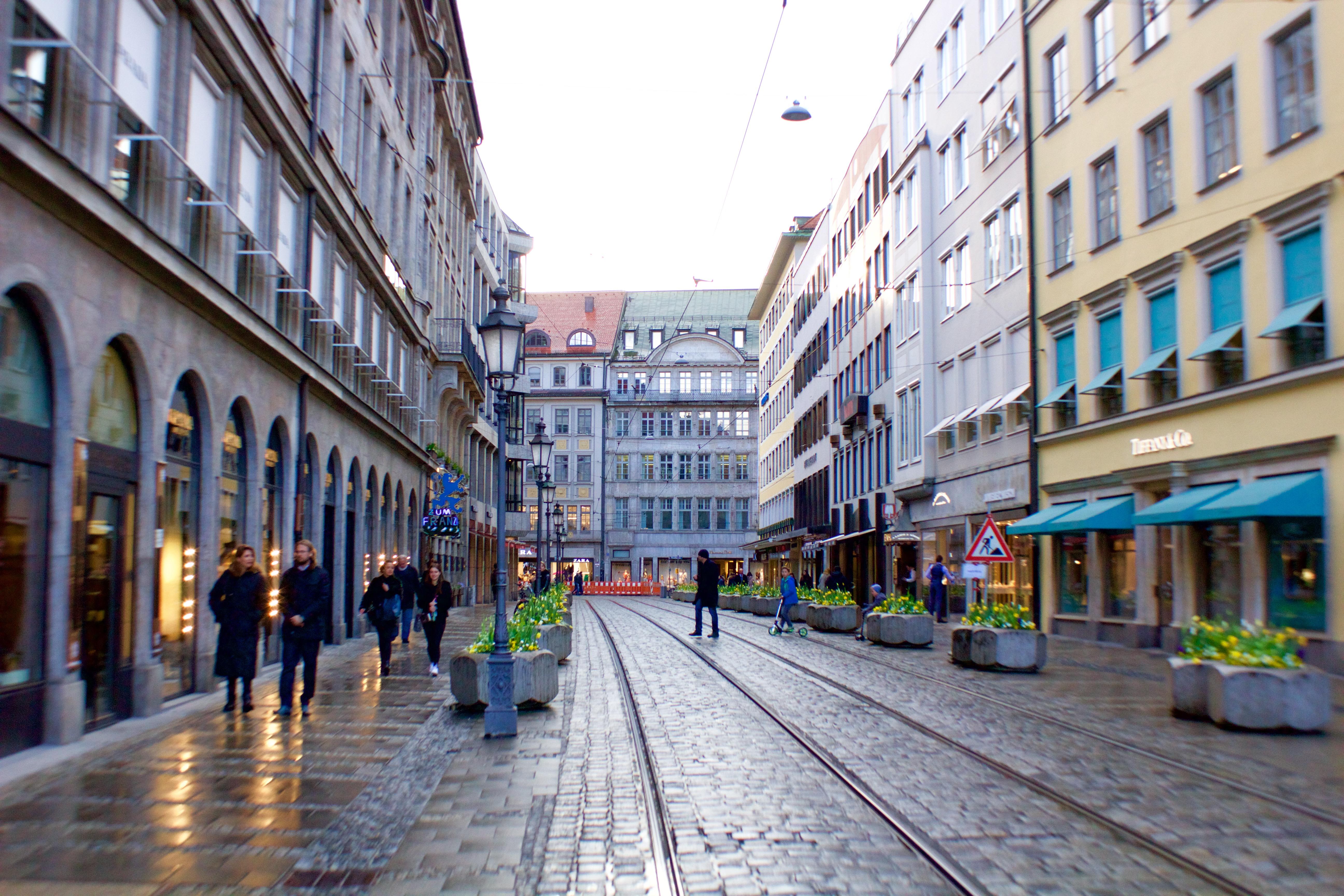 Near Marienplatz