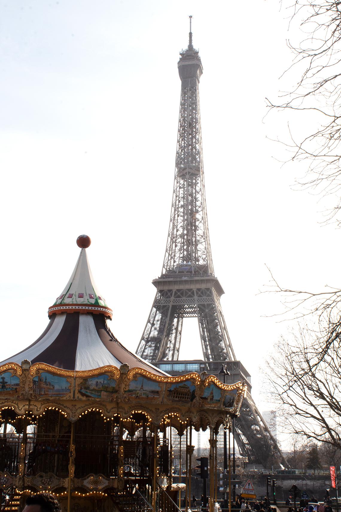 EiffelTowerTrocaderoCarosel