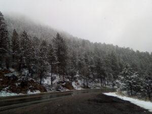 Denver's Pine Snow Mountains nearby Estes Park